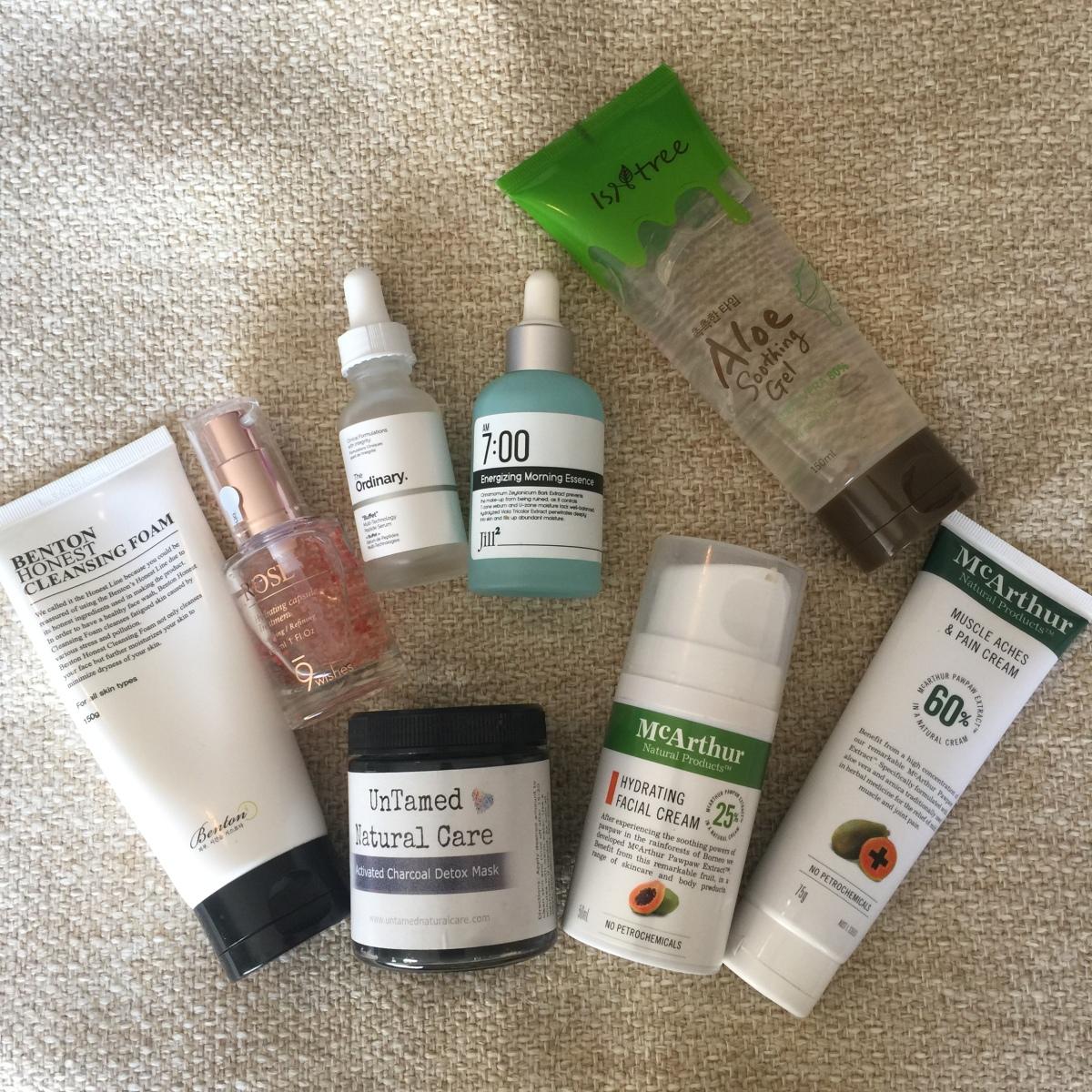 June Skin CareFavorites